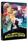 Eine Jungfrau in den Krallen von Zombies Mediabook Cover C
