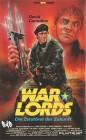 War Lords - Die Zerstörer der Zukunft - uncut VHS