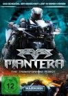 3x Mantera - The Transforming Robot  -  DVD