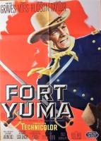 FORT YUMA  Western  1955
