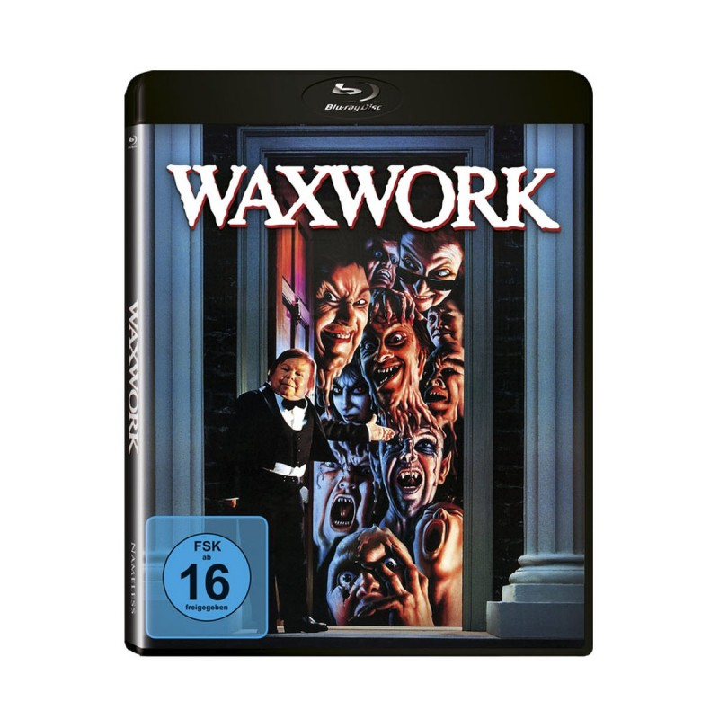 Waxwork - BD Amaray B Original Cover OVP