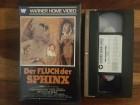 Der Fluch der Sphinx (Warner Home Video)