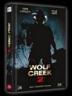 Mediabook Wolfcreek 2 - Uncut Coll. Ed - Blu-Ray (X)