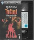 The Stand 1 - Das Letzte Gefecht  VHS Warner  (#1)