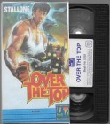 Over The Top  VHS United Video  (#1)