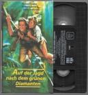 Auf der Jagd nach dem grünen Diamanten VHS Fox  (#1)