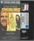 Shining VHS Warner  (#1)