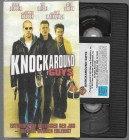 Knockaround Guys VHS Warner  (#1)
