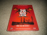 28 DAYS LATER Mediabook Cover A NEU OVP Zombiegranate KULT