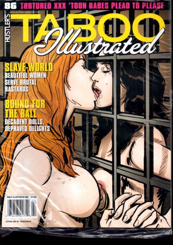 Hustler Taboo Illustrated No.60 Magazin NEU