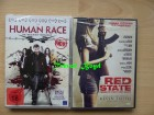 The Human Race + Red State (Uncut) NEU+OVP