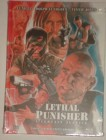 Lethal Punisher Mediabook Limited Uncut  Edition