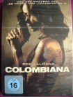 Colombiana STEELBOOK NEU