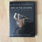 WAY OF THE SAMURAI Black Edition DVD uncut