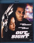 OUT OF SIGHT Blu-ray- George Clooney Jennifer Lopez Thriller