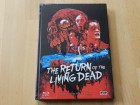 THE RETURN OF THE LIVING DEAD  * BD + DVD Mediabook * OVP