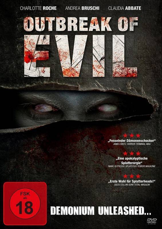 Outbreak Of Evil DVD OVP