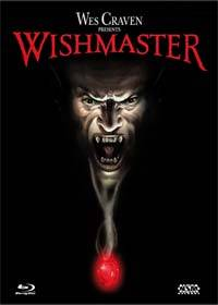 WISHMASTER (Blu-Ray+DVD) - Cover A - Mediabook - Limited 999