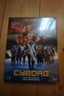 Cyborg - kleine Bluray Hartbox OVP