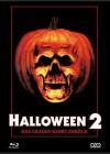 Halloween 2 * Unrated Blu Ray Mediabook