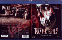 Tanz der Teufel 2 / Blu Ray NEU OVP uncut