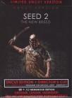 Mediabook: Seed 2 Lim Uncut #0779 BD+DVD