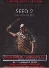 Mediabook: Seed 2 Lim Uncut #0830 BD+DVD