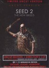 Mediabook: Seed 2 Lim Uncut #0118 BD+DVD