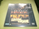 Laserdisc Surviving the Game mit Rutger Hauer