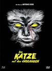 Die Katze mit den Jadeaugen Mediabook Cover B