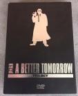 DVD A BETTER TOMORROW TRILOGY Box Lederschuber - selten