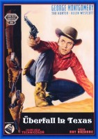 ÜBERFALL IN TEXAS  Western 1952