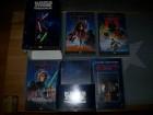 Krieg der Sterne VHS Box Star Wars - no UFA Bavaria Glasbox