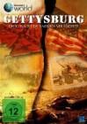 5x Gettysburg - Die Schlacht die Amerika veränderte  - DVD