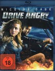 DRIVE ANGRY Blu-ray - Nicolas Cage Grindhouse Action