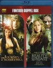 BEAUTY AND THE BEAST + JOURNEY TO PROMETHEA Blu-ray 2 Filme