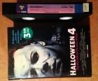 VHS - Halloween 4