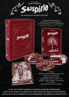 Suspiria 40th Anniversary Leatherbook Edition