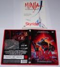 Ninja in geheimer Mission DVD mit Pappschuber