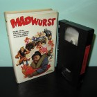 Mad Wurst * VHS * SUNRISE VIDEO Stefanie Powers