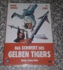 Das Schwert des gelben Tigers DVD (NEU/OVP)