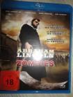 Abraham Lincoln vs. Zombies, Blu-Ray, neuwertig