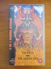 Devilman: Birth & Demon Bird uncut (VHS, engl.) rar+gesucht