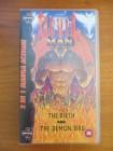 Devilman: Birth & Demon Bird uncut (VHS, engl.) rar+gesucht