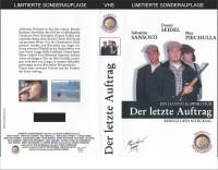 Der letzte Auftrag - VHS - STRENG LIMITIERT!
