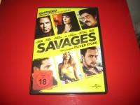 Savages / Salma Hayek  Extended Version DVD Sehr Guter Zusta
