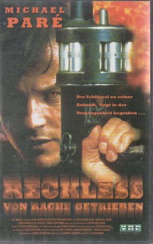 Reckless von Rache getrieben (25101)