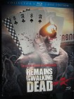 Remains of the walking Dead,uncut,deutsch,Blu-Ray