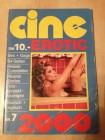 Cine Erotik 2000 Nr. 7, vermutlich 70er Jahre?