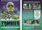 Zombies die aus der Tiefe kamen X-Rated große Hartbox lim666